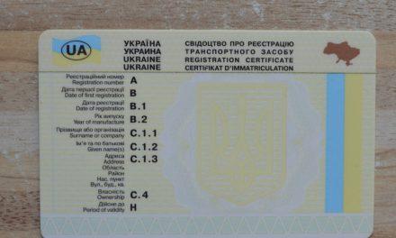 Действуют ли украинские права в России?